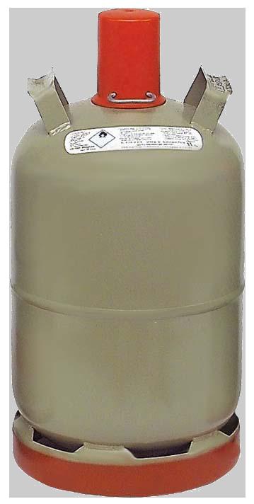 Nutzungsflasche 11kg